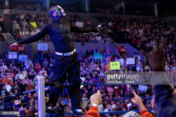 In response to Edge boasting about recently winning the World Heavyweight Championship title heated rival Jeff Hardy insults Edge by stating that his...