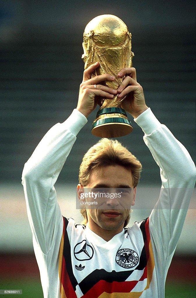 Wm 1990 In Rom Deutschland Wird Fussballweltmeister 1990