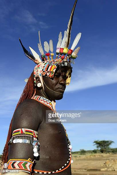 CONTENT] In Samburu tradition male boys become warriors at the age of 1214 and they stay in that stage until they get married at 25
