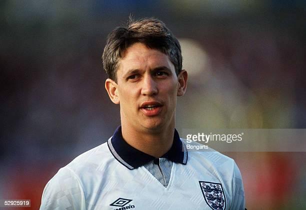 EM 1992 in SCHWEDEN Gary LINEKER/ENGLAND/ENG