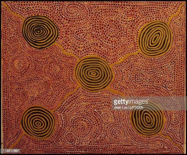 In Search Of The Desert Artists: Aboriginal Painting, Living Painting, Painting Of Life - On January, 2006 - In Australia - Here, Painting Of The...
