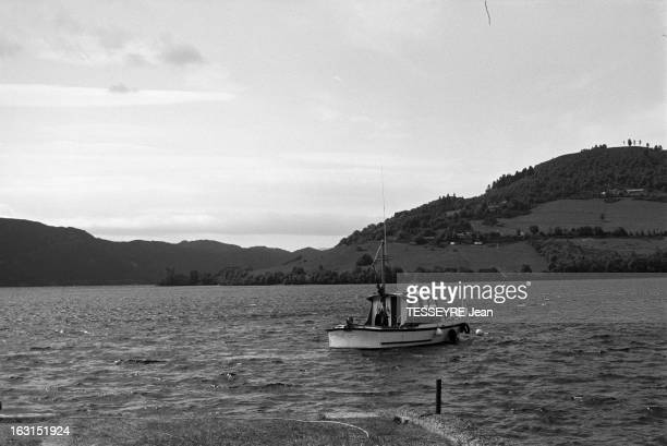In Search Of The Loch Ness Monster PM 1416 / Harold Edgerton Robert Rines et Charles Wycoff