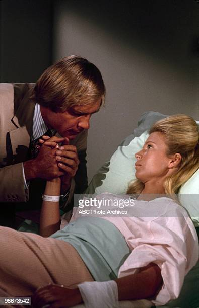 """In Sickness and in Health"""" - Aired on October 3, 1972. KAZ GARAS;HEIDI VAUGHN"""
