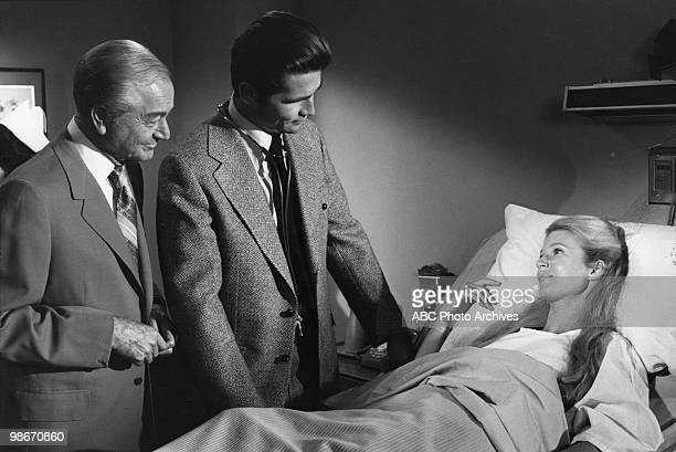 """In Sickness and in Health"""" - Aired on October 3, 1972. ROBERT YOUNG;JAMES BROLIN;HEIDI VAUGHN"""