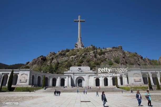 In Spain debate on the transfer of the remains of General Franco the socialist governement wants to remove the body of the General Franco to avoid...