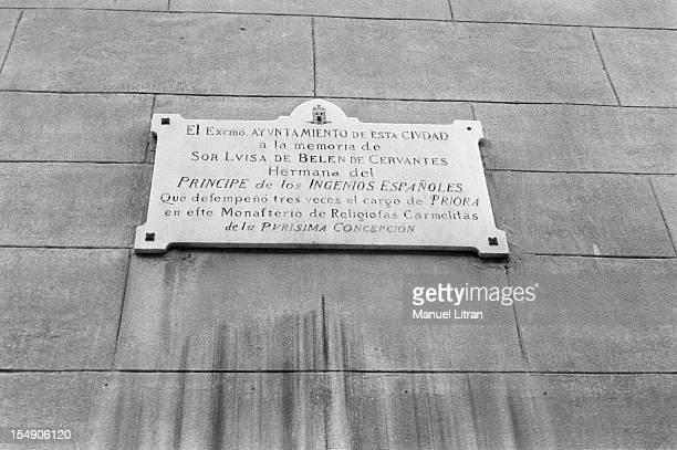 In Spain the small village of Alcalc de Henares is deemed to be the birthplace of the writer Miguel DE CERVANTES author of the famous novel 'Don...