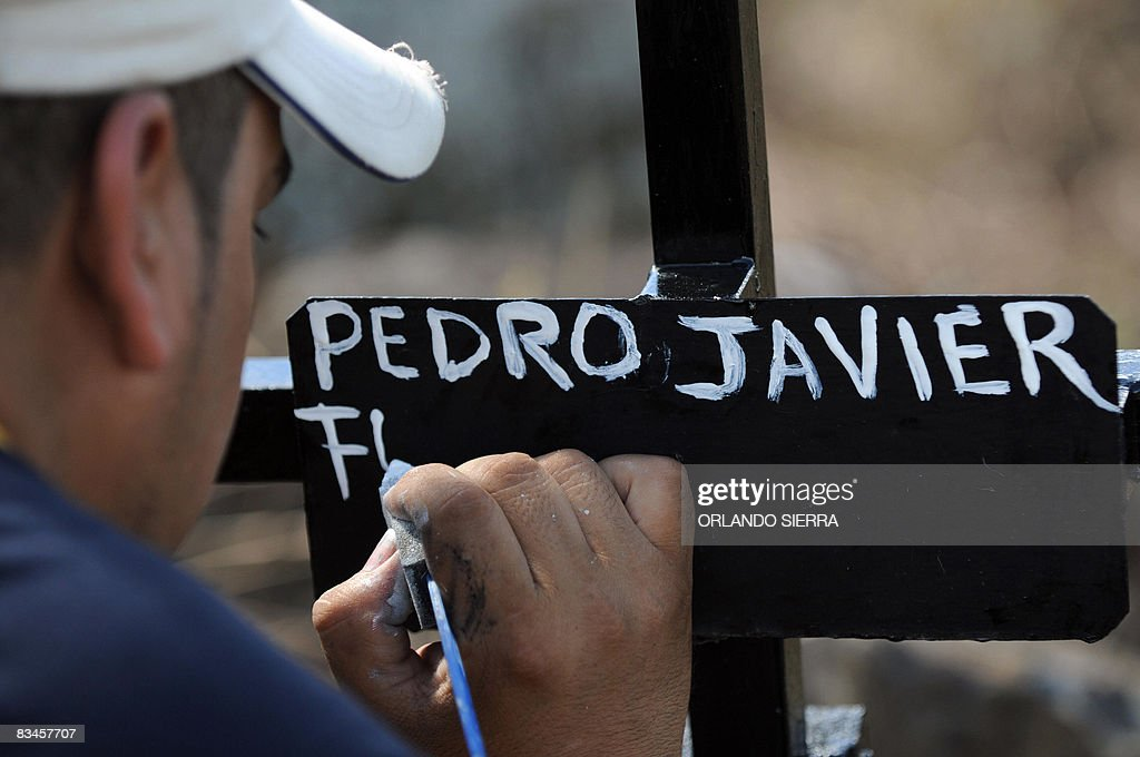 TO GO WITH AFP STORY in Spanish by Noe L : News Photo