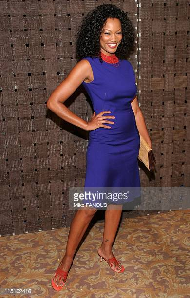 in Style magazine and the Diamond Trading Company's 2005 Award Season Luncheon in Beverly Hills United States on January 13 2005 Garcelle...