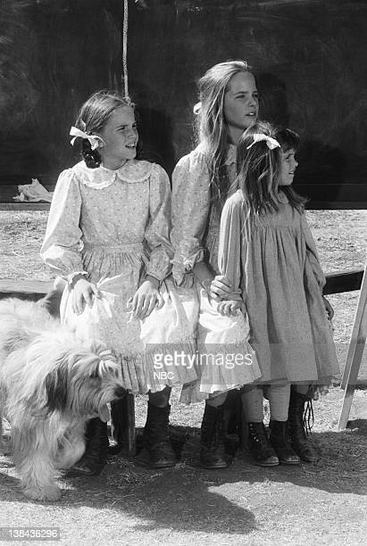 PRAIRIE In the Big Inning Episode 4 Aired Pictured Melissa Gilbert as Laura Ingalls Melissa Sue Anderson as Mary Ingalls Lindsay or Sydney Greenbush...