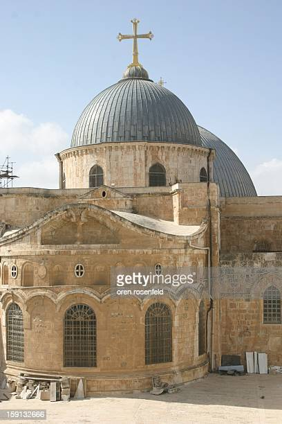 In the Christian quarter in the old city of Jerusalem,Israel stands The Church of the Holy Sepulchre, where its believed Jesus was buried and later...