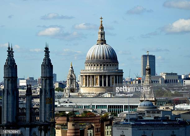 CONTENT] In the City of London Christopher Wrens iconic masterpiece St Pauls Cathedral stands out in the skyline amongst the offices of the city...
