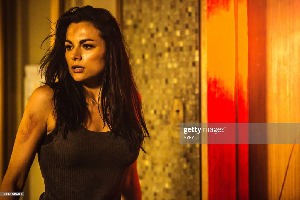 DRIVE -- 'In the Crimson Halls of Kane Hill' Episode 104 -- Pictured: Christina Ochoa as Grace --