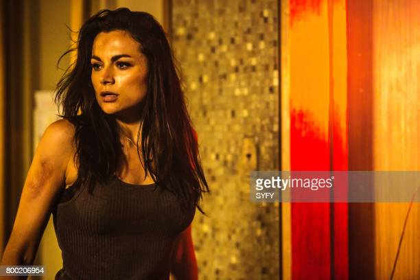 DRIVE In the Crimson Halls of Kane Hill Episode 104 Pictured Christina Ochoa as Grace