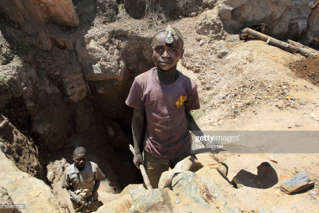 Blood Minerals : News Photo