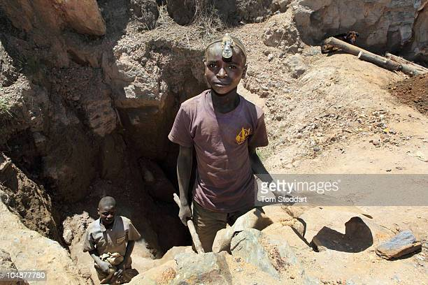 In the Democratic Republic of Congo around 1500 people die every day over fighting to control the lucrative trade in minerals Cassiterite and coltan...