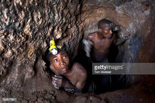 In the Democratic Republic of Congo around 1500 people die every day over fighting to control the lucrative trade in minerals In the district of...