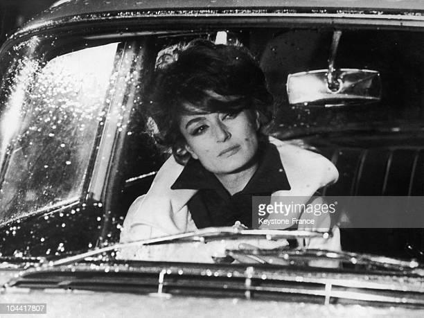 In the FILM : RENDEZ VOUS. APRIL 1968.
