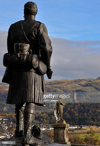CONTENT] In the foreground a memorial to the Argyll and Sutherland Highlanders who fought in the South African War between 1899 and 1902 In the...