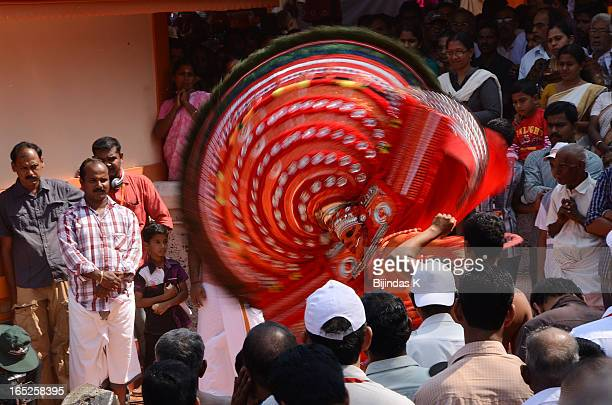 CONTENT] In the forest of thulavanam Shiva took the form of Pulikkandan and Parvathy took the form of Puli karingali They enjoyed their days in the...