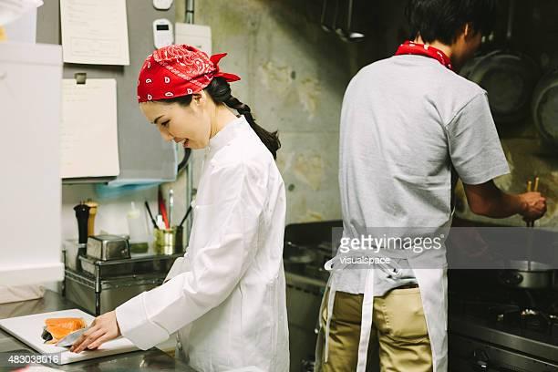 のキッチン