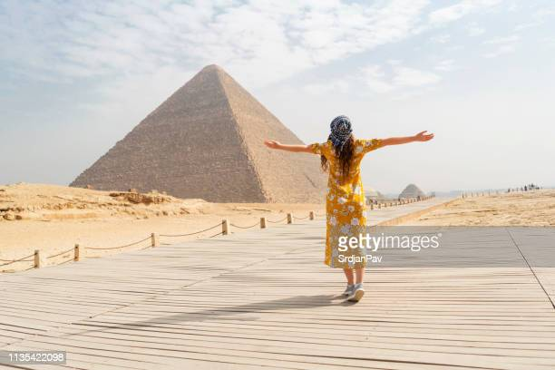in the land of pharaohs - cairo stock pictures, royalty-free photos & images