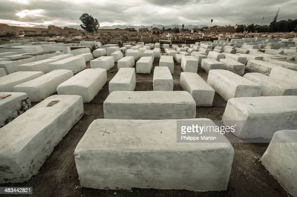 CONTENT] In the Mellah the Jewish district of Marrakech you find an incredible well preserved old Jewish cemetery Jewish people have been part of the...