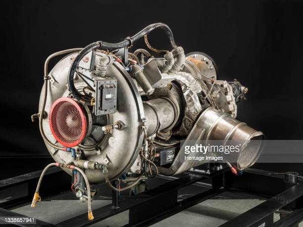 In the mid-1940s, Boeing engineers conducted research to become familiar with gas turbines, but it became apparent that the research engines were...