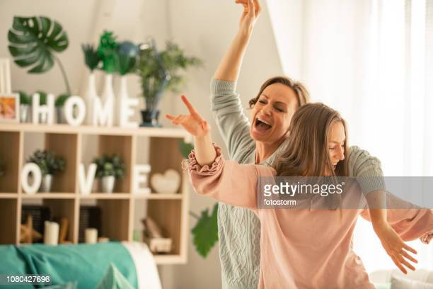 in the moment - mother daughter stock photos and pictures