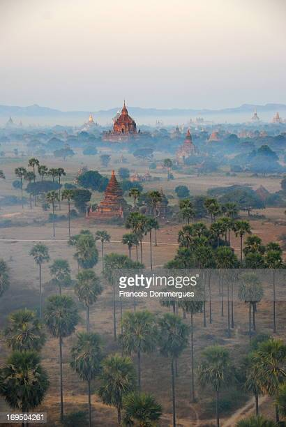 CONTENT] In the morning mist a hot air balloon flight over the temples of Bagan is an unforgettable experience