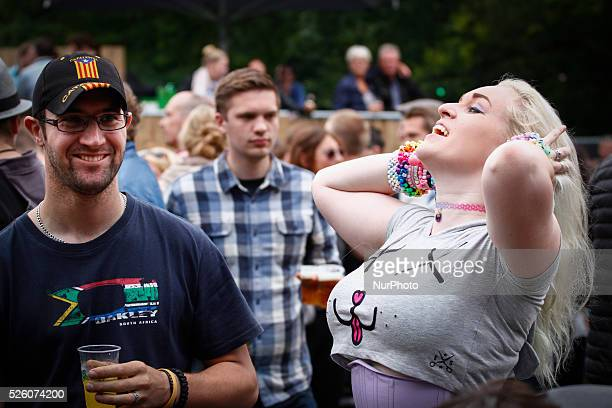 LEIDEN In the municipal Leidse Hout park on Sunday the 34th edition of Werfpop took place The festival is named after the first mayor of the city Van...