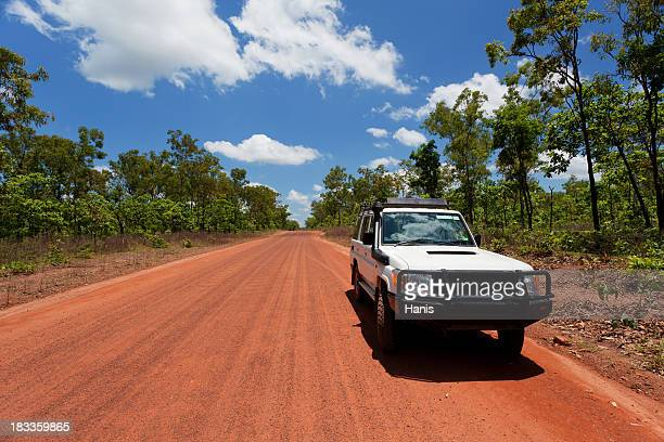 4WD in the Northern Territory