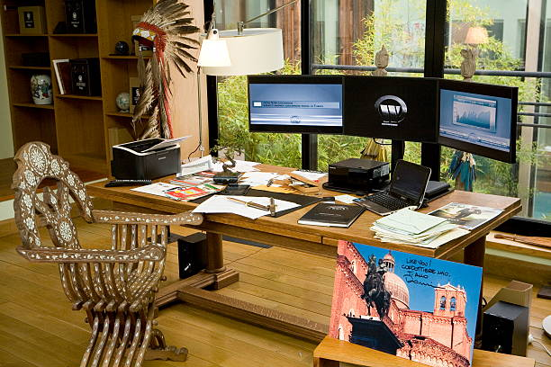 In the office of largo winch in paris pictures getty images