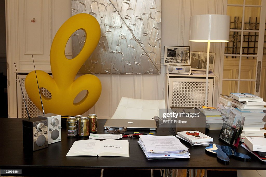 In the office of william durand in paris pictures getty images