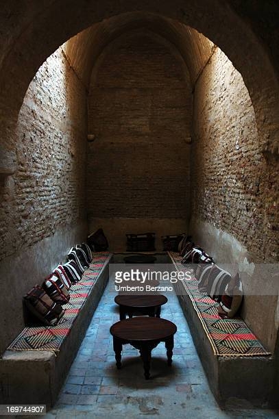 in the old kasbah ... - kairwan stock pictures, royalty-free photos & images