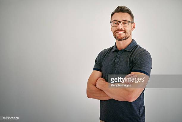 in the prime of my life - one mature man only stock photos and pictures
