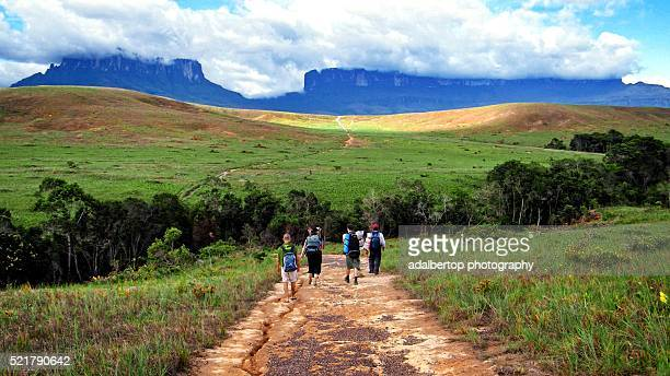 In The Road To Mount Roraima