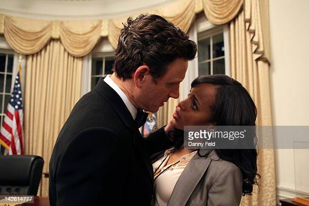 SCANDAL In the series premiere Sweet Baby young lawyer Quinn Perkins is offered a job with the crisis management firm Olivia Pope and Associates...