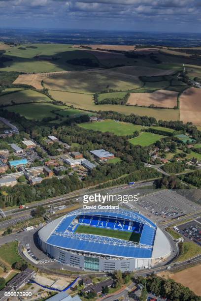 In the shadow of the University of Sussex, three miles north east of Brighton city centre is the Falmer Stadium also known as the American Express...