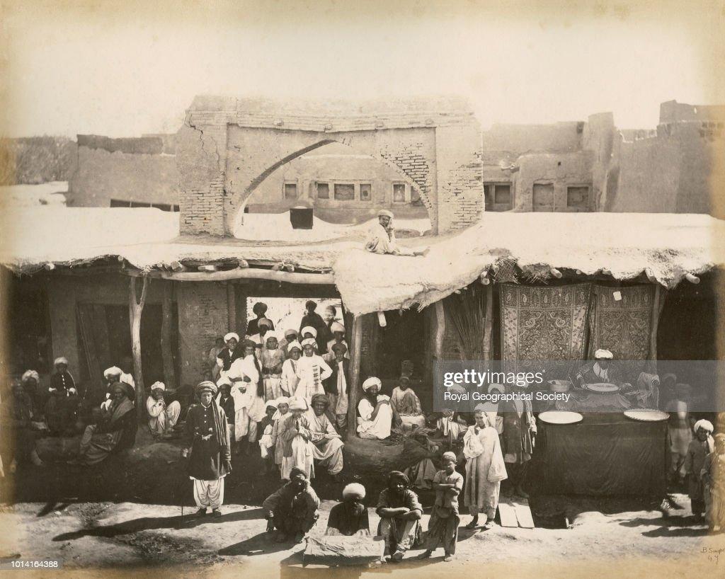 In the streets of Kandahar : Foto di attualità