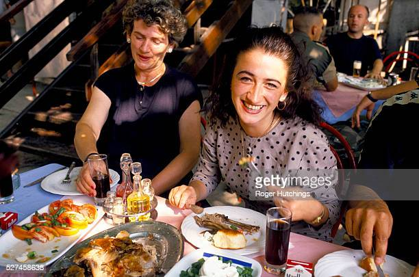 In the summer of 1994 an uneasy truce prevailed in Sarajevo between the Bosnian army and the Serbian military which besieged the city Sarajevans...