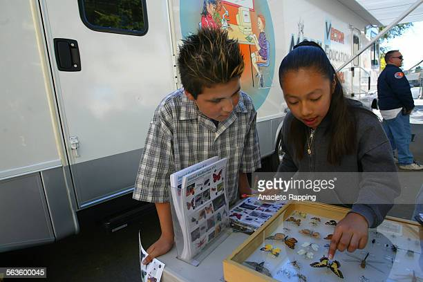 In the tradition of the blood mobile and the book mobile comes the bug mobile Vector Control has a program to teach youngsters about the dangers of...