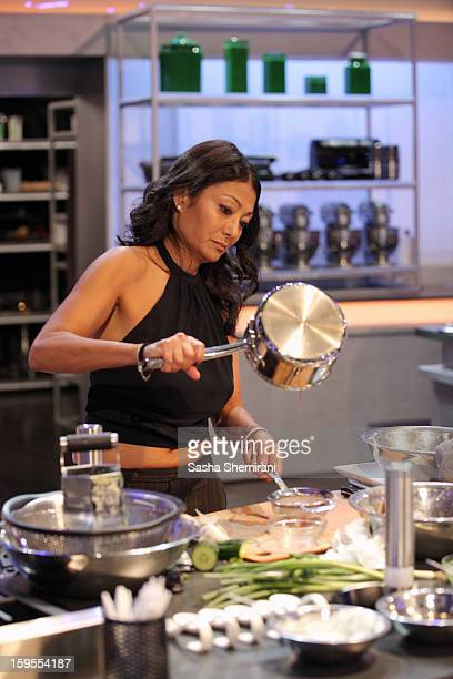 THE TASTE In the twohour series premiere Auditions Part 1 the pressure is on when Anthony Bourdain Nigella Lawson Ludovic Lefebvre and Brian Malarkey...