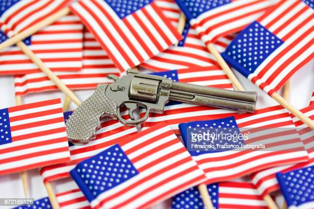 in the united states anyone can shoot a firearm - terrorism stock pictures, royalty-free photos & images