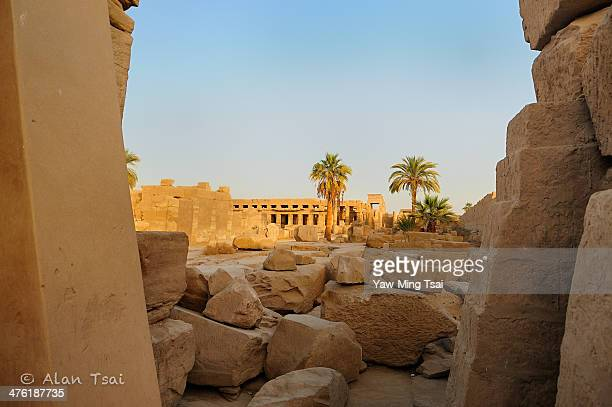 In the vast temple complex of Karnak Temple, you can see ruins everywhere, this is no surprise considering it has been more than few thousands years....