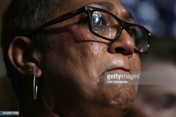 In the wake of the recent shooting in Orlando, Florida, the Rev. Sharon Risher, daughter of Ethel Lance, and cousin to Susie Jackson and Tywanza...