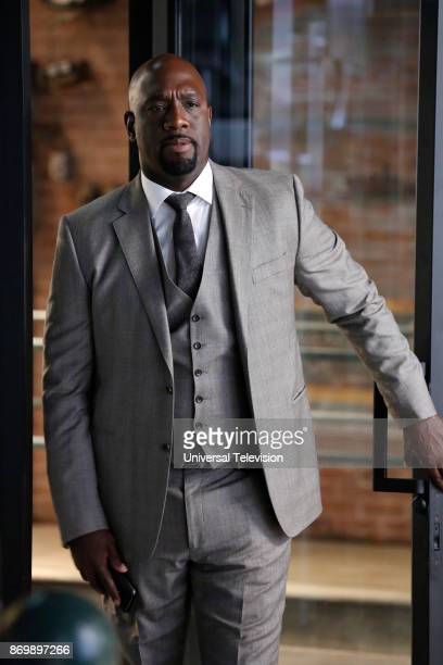CROWD 'In The Wild' Episode 102 Pictured Richard T Jones as Detective Tommy Cavanaugh