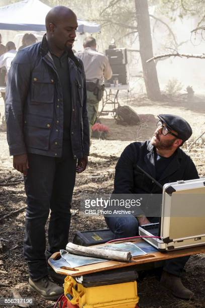 'In The Wild' Pictured Richard T Jones as Detective Tommy Cavanaugh and Jeremy Piven as Jeffrey Tanner A user of Sophe the cuttingedge crowdsourcing...