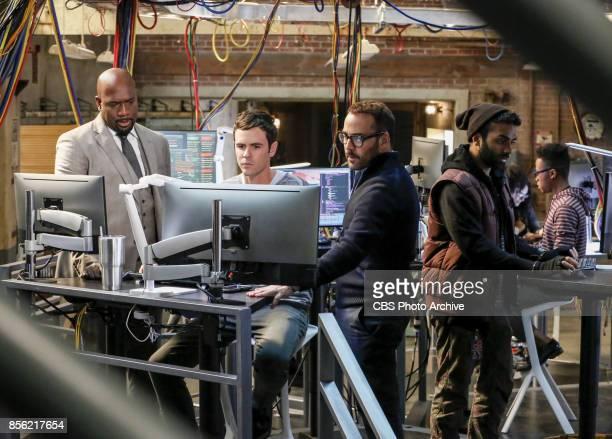 'In The Wild' Pictured Richard T Jones as Detective Tommy Cavanaugh Blake Lee as Josh Novak Jeremy Piven as Jeffrey Tanner and Jake Matthews as Tariq...
