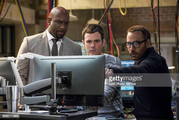 'In The Wild' Pictured Richard T Jones as Detective Tommy Cavanaugh Blake Lee as Josh Novak and Jeremy Piven as Jeffrey Tanner A user of Sophe the...