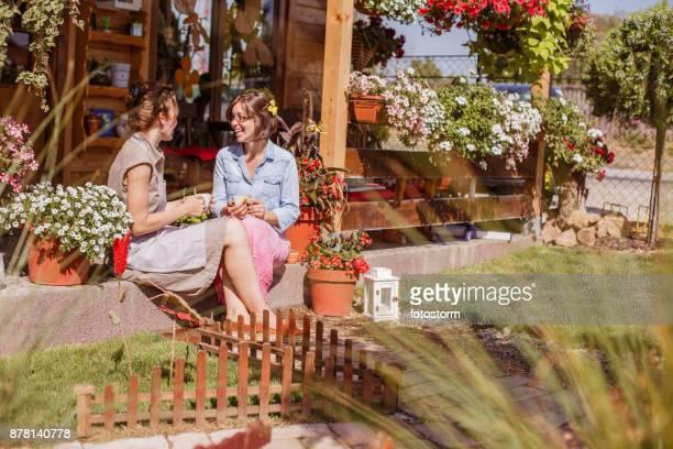 dans le monde de fleur - jardin fleuri photos et images de collection